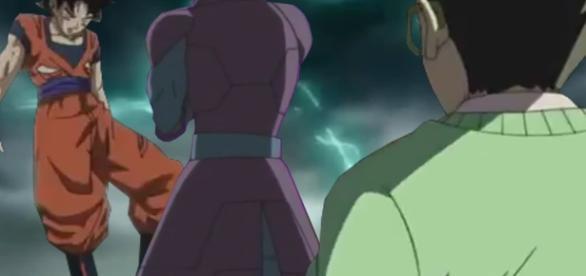 Gohan deben defender a su propio padre
