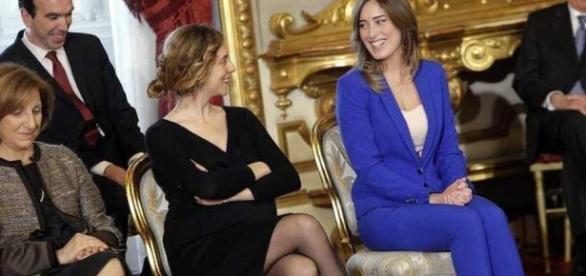 Il Patto Gentiloni prevede il sacrificio delle donne di governo?