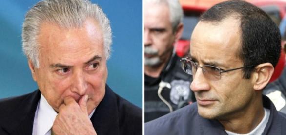 Michel Temer é acusado de pedir pessoalmente R$ 10 milhões a Marcelo Odebrecht