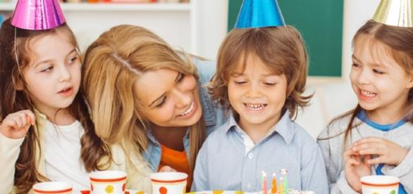 "Birthday parties are an ideal occasion to use ""Buy Gift Save"" services. / Photo via Lisa Orman, KidStuff PR. Used with permission."