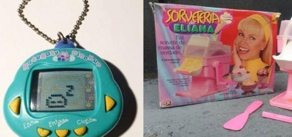 Esses brinquedos se tornaram inesquecíveis