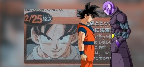 Goku podría continuar con vida tras el ataque de Hit.