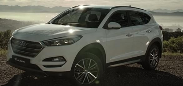 Hyundai New Tucson 2017 tem novo design e motor turbo de 177 cv