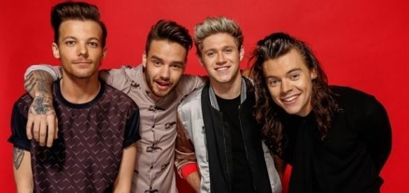 Os quatro cantores se uniram pela primeira vez em um ano