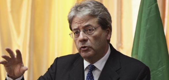 Paolo Gentiloni, nuovo Premier incaricato.