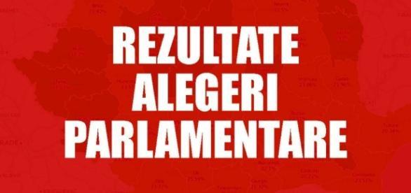 România s-a înroșit. PSD câștigă tot