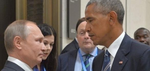 Barack Obama diz já ter dito sua opinião sobre o assunto diretamente ao líder Russo.