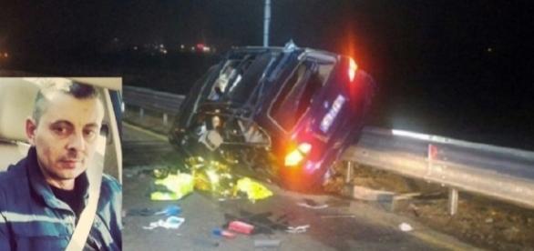 CAMIONAGIU român de 44 de ani mort într-un ACCIDENT în ITALIA