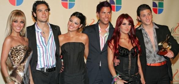 Christian quer um reencontro com os amigos do RBD (Foto: Reprodução)