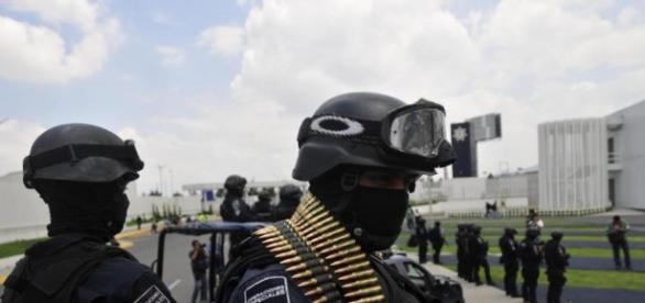El Ejercito no es la Policía de México