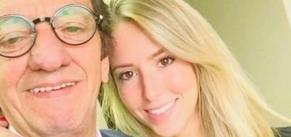 """Ex-deputado Inaldo Leitão tem um """"grande tesouro"""" ao seu lado"""