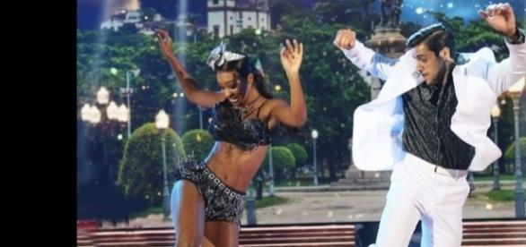 Felipe Simas foi o grande vencedor do Dança dos Famosos