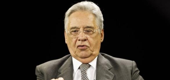 Fernando Henrique Cardoso não gostou das insinuações do ex-presidente Lula