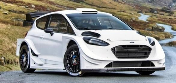 Ford New Fiesta WRC 2017 tem motor turbo de 385 cv