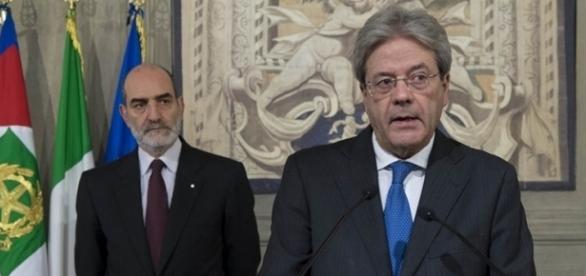 Gentiloni accetta l'incarico con riserva per nuovo Governo ... - corrierenazionale.it