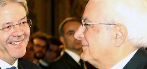 Gentiloni incaricato dal Presidente Mattarella di formare il nuovo esecutivo
