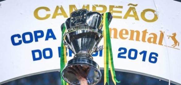 Grêmio é o atual campeão da Copa do Brasil