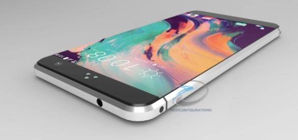 HTC Ocean Gets a Fresh 3D Video Rendering (Video) | Concept Phones - concept-phones.com
