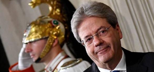 Il presidente del Consiglio Paolo Gentiloni (Foto: wsj.com)