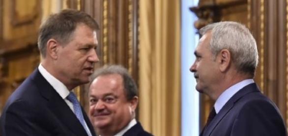 Iohannis pus într-o situație delicată