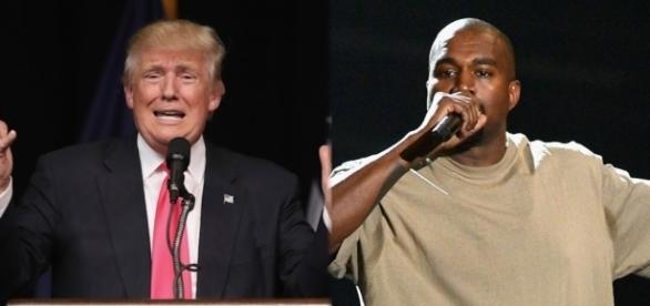 Kanye West: I would've voted Trump - cnn.com