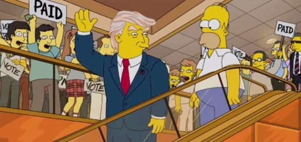 Las predicciones que se hicieron realidad en Los Simpsons