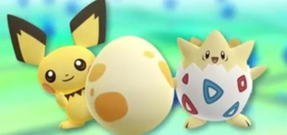 Los nuevos pokémon serán accesibles por incubación de huevos