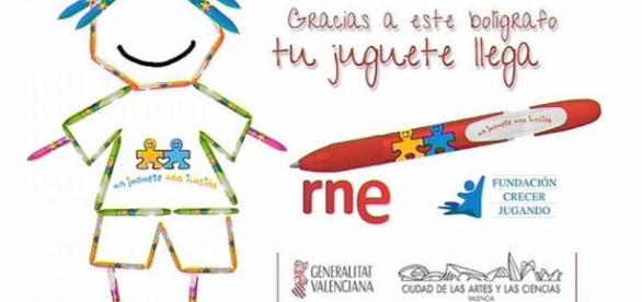 """Nueva campaña de """"Un juguete una ilusión"""", Radio 5 Actualidad ... - rtve.es"""