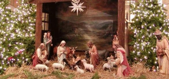 O presépio é uma tradição no período natalino (Foto: Arquivo)