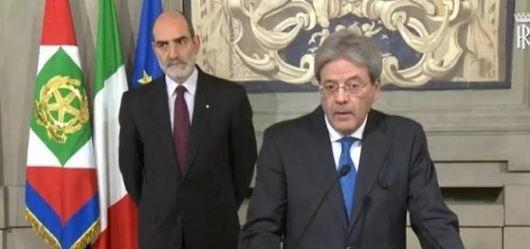 Paolo Gentiloni, nuovo presidente del Consiglio.