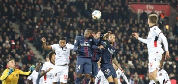 PSG-Nice (2-2), Emery sauve sa tête