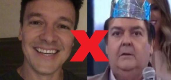 Rodrigo Faro vence a Globo - Imagem/Google