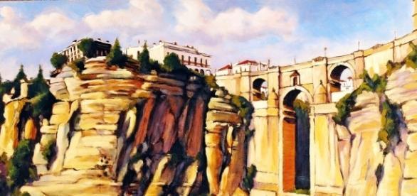 Ronda (Málaga), uno de los pueblos más bonitos y románticos de España
