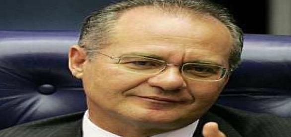 Senador Renan Calheiros é denunciado pela Lava Jato