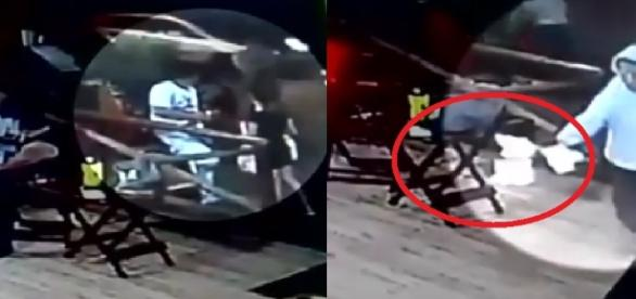 Vídeo mostra crime chocante em GO - Foto/Reprodução: Youtube