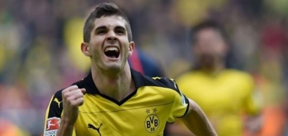 Christian Pulisic Scored His First League Goal For Borussia ... - thebiglead.com