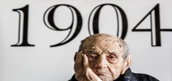 Francisco Núñez Olivera: El hombre más viejo de España (Bienvenida, Badajoz)