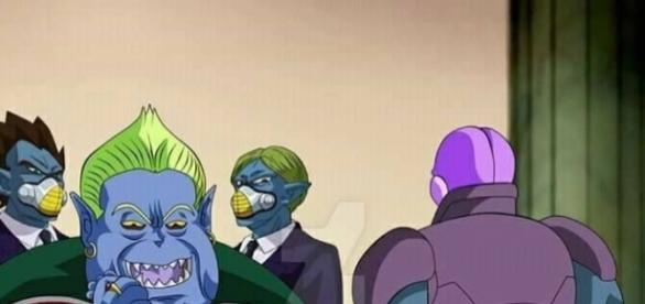 ¿Goku estará muerto? ¿Quien sera este personaje misterioso?