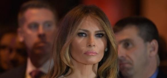 Is Melania Trump crying out for help? Photo: Blasting News Library - | Intelligence | BoF - businessoffashion.com