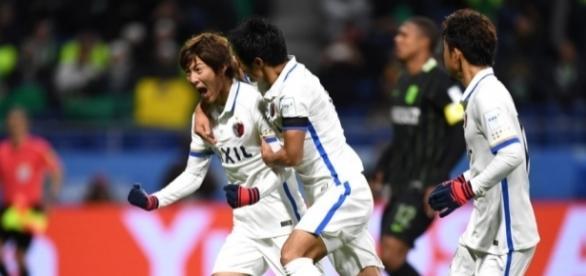 Kashima surpreende e está na final do Mundial de Clubes (Foto: Getty Images)