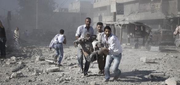 La communauté internationale, cynique, assiste au massacre des populations d'Alep