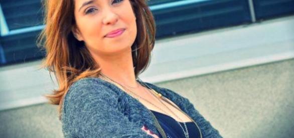 Paloma Duarte esteve em audiência do processo movido contra a Record