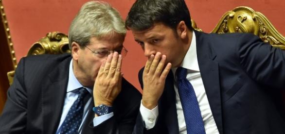 Paolo Gentiloni, ideale continuazione dell'esecutivo di Matteo Renzi