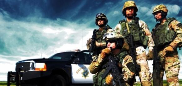 Photo of SWAT team, courtesy skeeze, Pixabay.com creative commons license