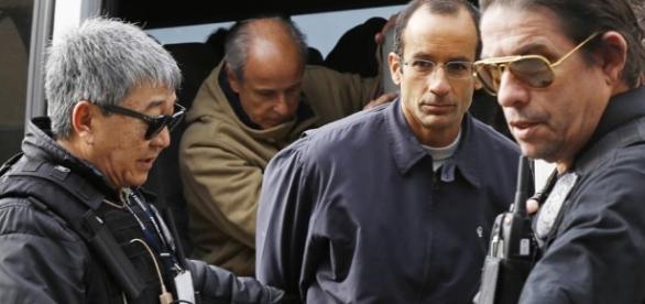 Prisão causou alvoroço em Brasília