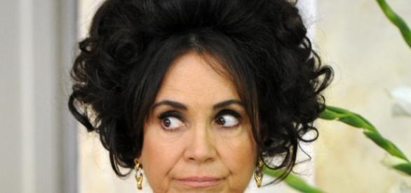 Regina Duarte recebe fortuna - Imagem/Google