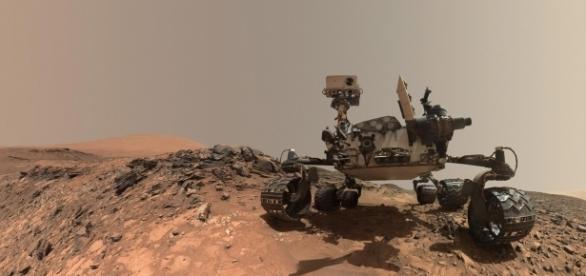 Roverul Curiosity al NASA, trimis să exploreze planeta Marte