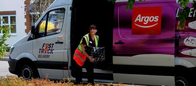 Argos Drivers Voted For Christmas Day Strike
