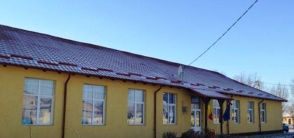 Aceasta este școala din Todirești