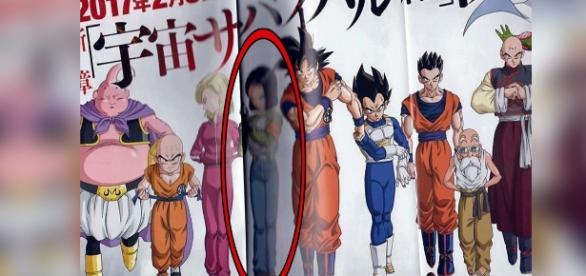 Afiche publicitario de la nueva saga de Dragon Ball Super.